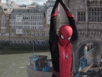 Spider-Man and Mysterio team up in new Spider-Man: Far From Home photo