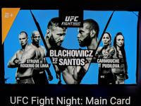 Watch Blachowicz-Santos on UFC Fight Night on Feb. 23 on ESPN+