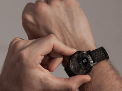 Time is running out on this Withings Steel HR Sport Smartwatch discount