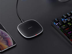 Aukey's discounted fast wireless charging pad can power your phone for $12