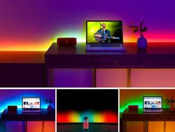 Transform any room with this app-enabled LED light strip at 40% off