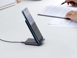 Power up with all-time low pricing on Anker's 10W wireless charging stand