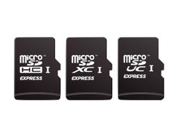 MicroSD Express announced with read speeds up to 985 MB/s