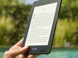 Amazon's waterproof Kindle Paperwhite is $40 off