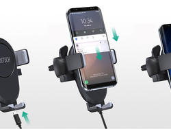 This coupon takes $10 off Choetech's wireless charging car mount