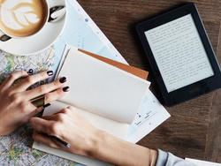 Read to your heart's content with $50 off a 7th-gen Kindle Paperwhite
