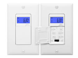 Save big on Topgreener in-wall switches that help program your lights