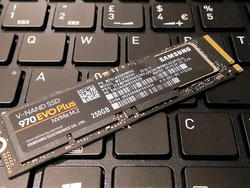 Samsung's 250GB 970 Evo Plus NVMe M.2 SSD has dropped to its lowest price