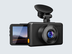 Record your road trips with this well-reviewed HD dash cam on sale for $31