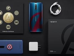 The OPPO Avengers Edition phone is launching on April 26