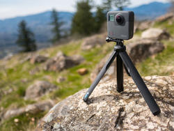 Capture everything around you with the GoPro Fusion on sale for $299