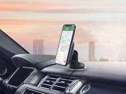 Secure your phone and charge it with iOttie's iTap 2 Wireless car mounts