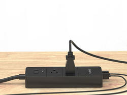 Take 50% off this Orico 2-outlet surge protector and bring it down to $9