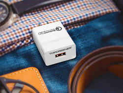Get powered up with Topgreener wall chargers on sale today