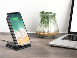 Begin wirelessly charging for only $11 with Seneo's WaveStand