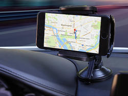 Secure your phone in the car with Aukey's suction mount for 50% off
