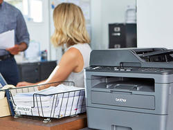 This Brother All-In-One Printer is $40 off and perfect for your office