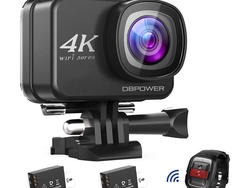 Get a deal on perfect footage with over $20 off the DBPOWER D5 Action Cam