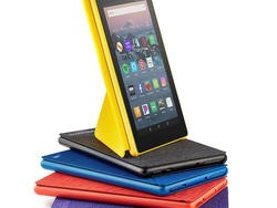 Pick up three of Amazon's new Fire HD 8 tablets and save $60