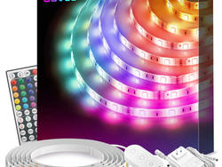 Here's how to get these Govee LED RGB Light Strips for only $6