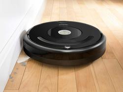Let the discounted iRobot Roomba 671 robot vacuum clean up for you
