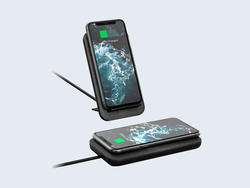 Fast charge your iPhone with Nomad's charging pad + stand at over 50% off