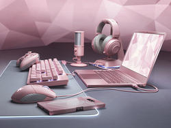 Game in pink with huge deals on Razer's Quartz laptop and peripherals