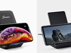 Begin wirelessly charging for only $12 with Seneo's fast charging Qi stand
