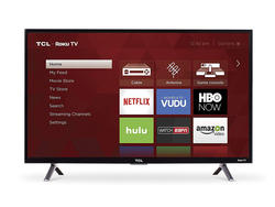 Nab this well-rated 55-inch TCL 4K Roku TV at its best price yet