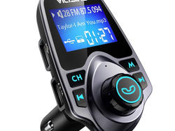 Retrofit your car with $5 off the VicTsing Bluetooth FM Transmitter