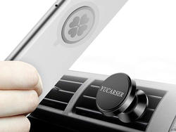 Avoid a ticket with these magnetic car phone mounts now down to $5 each