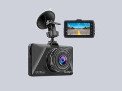Bring this 1080p Dash Cam along on your road trip this summer for just $25