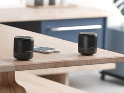Pocket two of Anker's tiny Soundcore Mini 2 Bluetooth speakers for just $38