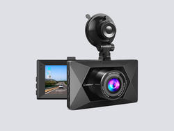 Crosstour's 1080p dash cam just reached $30 at Amazon
