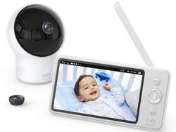 Save $60 and keep an eye on baby in 720p with the Eufy SpaceView monitor