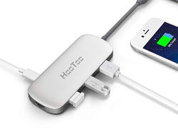 HooToo's 6-in-1 USB-C Hub drops by over 50% with this coupon code