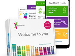 Learn more about yourself with this Prime Day deal on a 23andMe DNA Test
