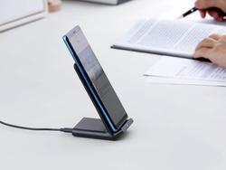 Keep your phone at 100% with Anker's 10W Wireless Charging Stand for $13
