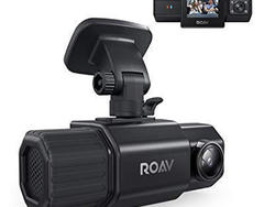 Anker's Roav 1080p Dash Cam on sale for $100 records in and out of your car