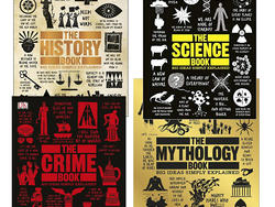 Learn something new with Big Ideas Simply Explained books for $10 each