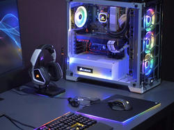 Unite your RGB lights with the Corsair iCue Commander Pro on sale for $40