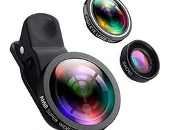 This $6 smartphone lens kit will level up your photography skills