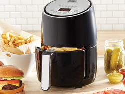 Add a Dash air fryer to your kitchen at its best price since Black Friday