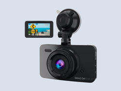 Drive off with Dragon Touch's 1080p Dash Camera at a 45% discount