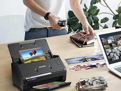 Epson's FastFoto scanning system for $500 organizes your photos and docs