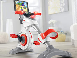 Your kid will expand their horizons with this $86 Fisher-Price smart cycle