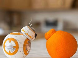 Score a refurbished Sphero app-enabled BB-8 Droid for only $25 today