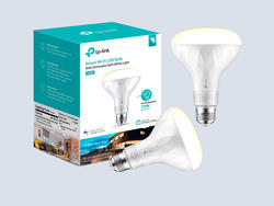Pick up two of TP-Link's dimmable Kasa Smart Bulbs for the price of one