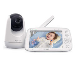 This 720p VAVA Baby Monitor has great reviews and a $10 discount