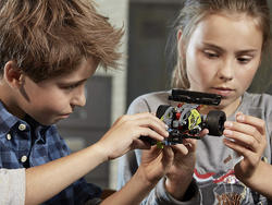 Add inexpensive sets to your collection like the Lego Technic car for $13